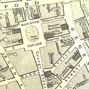 1862 Cassell Weekly Despatch Map